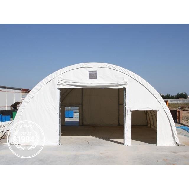 tunnel de stockage agricole pvc 720g m achat vente abri jardin chalet tunnel de stockage. Black Bedroom Furniture Sets. Home Design Ideas