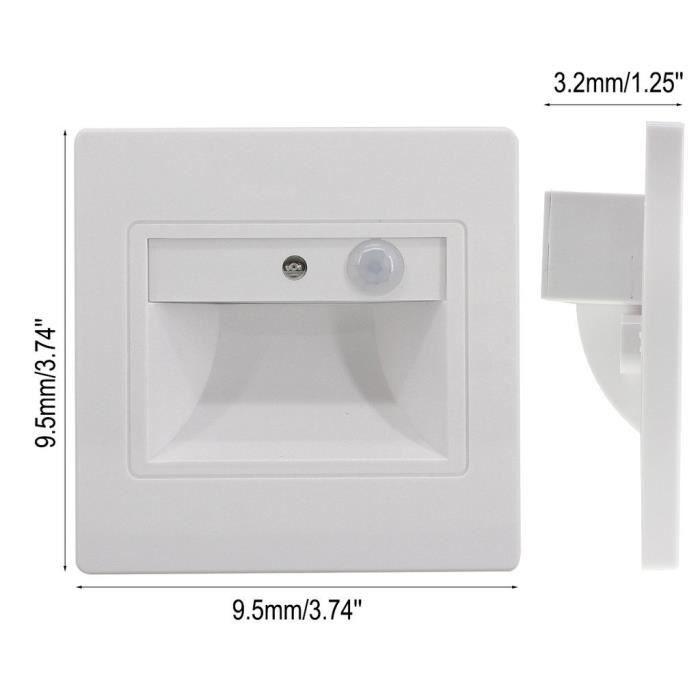 eclairage led escalier achat vente pas cher. Black Bedroom Furniture Sets. Home Design Ideas