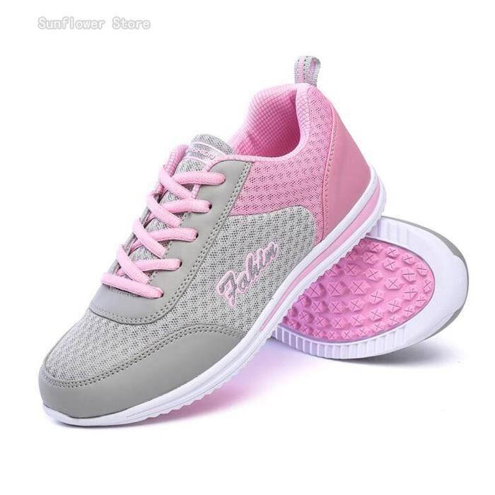Baskets Femme Chaussure KIANII® Chaussures de Sport Chaussure Femme Tennis