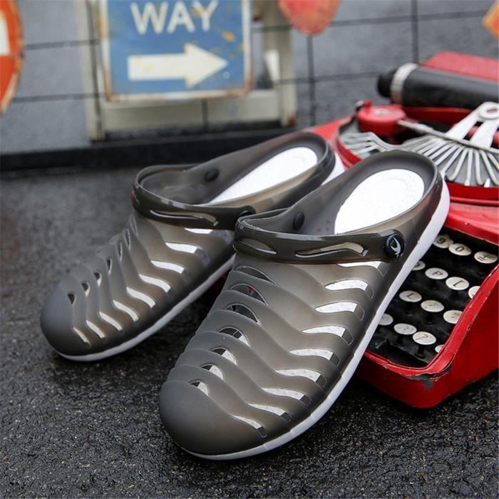 Chaussures ete De L'eau Meilleure Qualité Chaussures Nouvelle Arrivee Cool Chaussures Confortable Respirant AntidéRapant 39-44 EZLIAFM