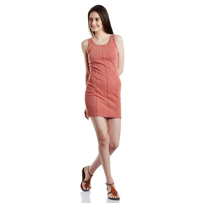 Forever 21 Womens Cotton A-line Dress Z28RZ Taille-36