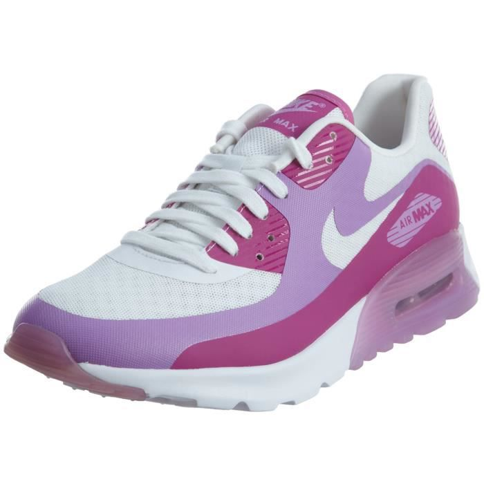 fb942888d2c8 NIKE air max 90 ultra br femme AT8C6 Taille-39 1-2 Blanc Blanc ...