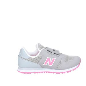 new balance fille grise
