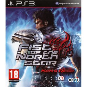 JEU PS3 FIST OF THE NORTH STAR PS3