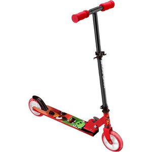 ANGRY BIRD Trottinette pliable 6\