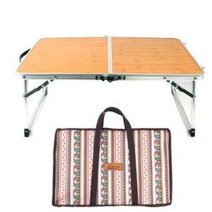 TABLE D'APPOINT   Portable Pliant Table 60cm Pique-Nique Barbecue