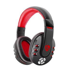 CASQUE - ÉCOUTEURS FATCHOY - V8 Casque supra-auriculaire Bluetooth -