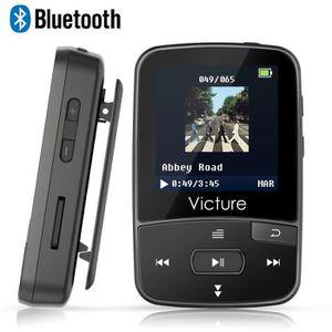 LECTEUR MP3 Victure Lecteur MP3 Bluetooth 4.1 8Go Lecteur Bala