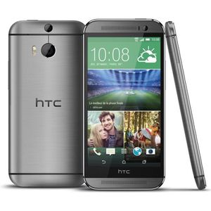 SMARTPHONE HTC One M8 Gris acier