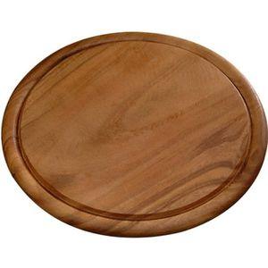 PLANCHE A DÉCOUPER Planche à découper ronde en bois d'acacia, planche