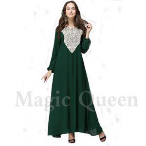 ROBE robe femme musulmane lache   éthnique -robe arabe