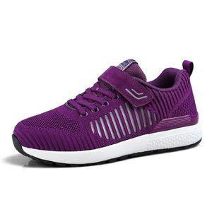 32c3d94b7e8 BASKET PrinceMall™ chaussure Basket de marche Femme Antid