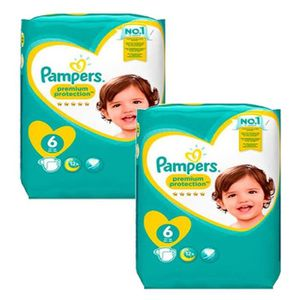 COUCHE 111 Couches Pampers New Baby Premium Protection ta
