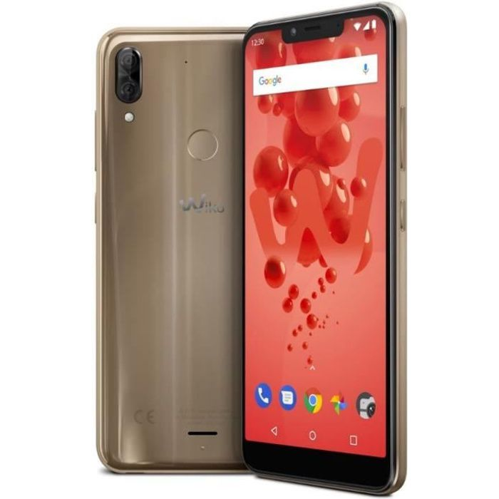 SMARTPHONE WIKO View2 Plus Or 64Go