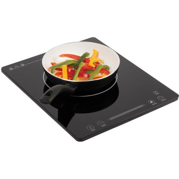 plaque induction 2 000 w slim line avec panneau achat vente plaque induction cdiscount. Black Bedroom Furniture Sets. Home Design Ideas