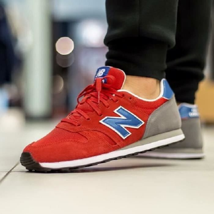 new balance 373 bleu rouge