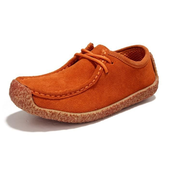 Moccasins Femmes Classique Bohême Chaussure en plein air plus cachemire chaud Moccasin Haut qualité Extravagant Taille 34-39 KRBGNhlwyI