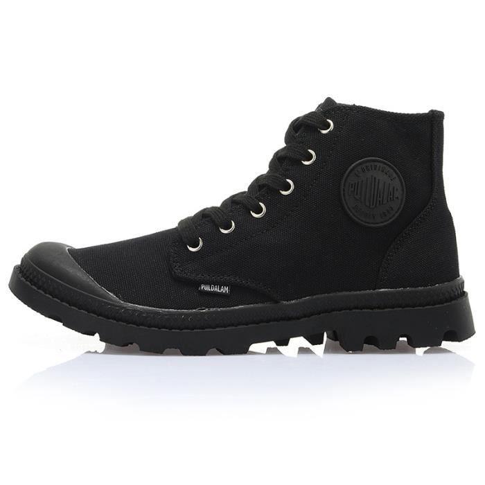 Bottes hommes chaussures de toile respirantes haut bottes hommes IThBx