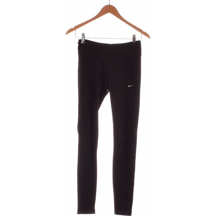 T0 Achat Vente Nike Noir 34 Xs Pantalon E9IDYWH2