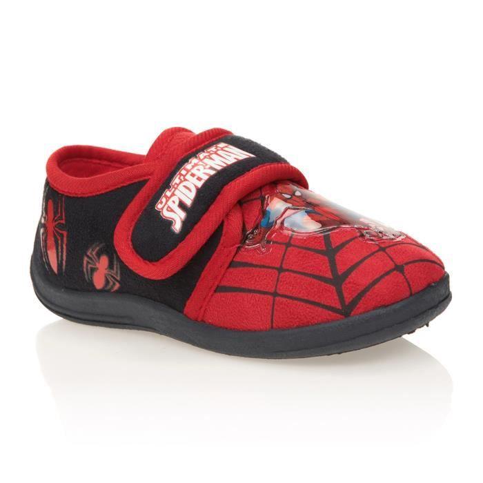 Pantoufles pour Garçon Spiderman S16173D 060 BLUE SvffJq1zE3