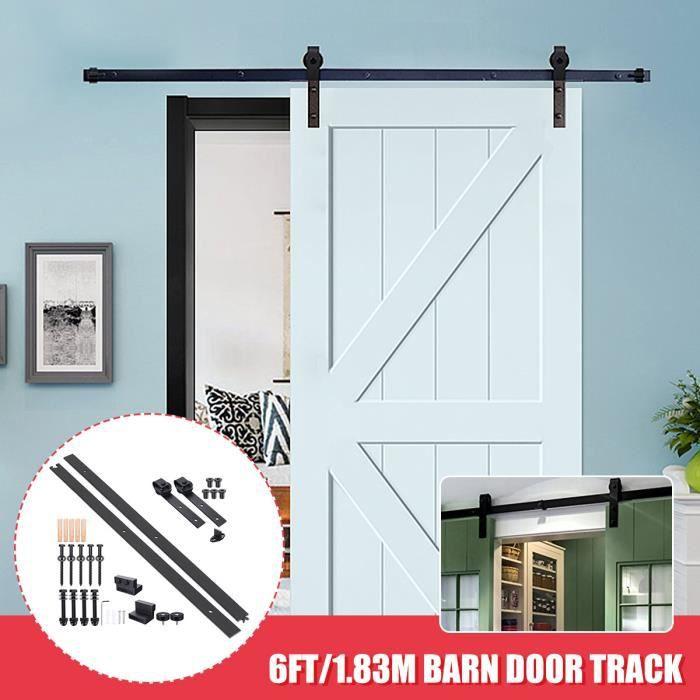 tempsa syst me porte coulissante d 39 interieur chambre rail. Black Bedroom Furniture Sets. Home Design Ideas