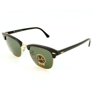 John Doe Hollister, lunettes de soleil Noir Teinté Taille unique