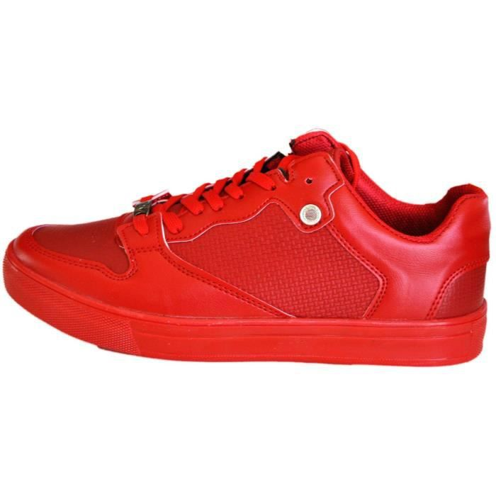 baskets basses fashionhomme 1311redsky