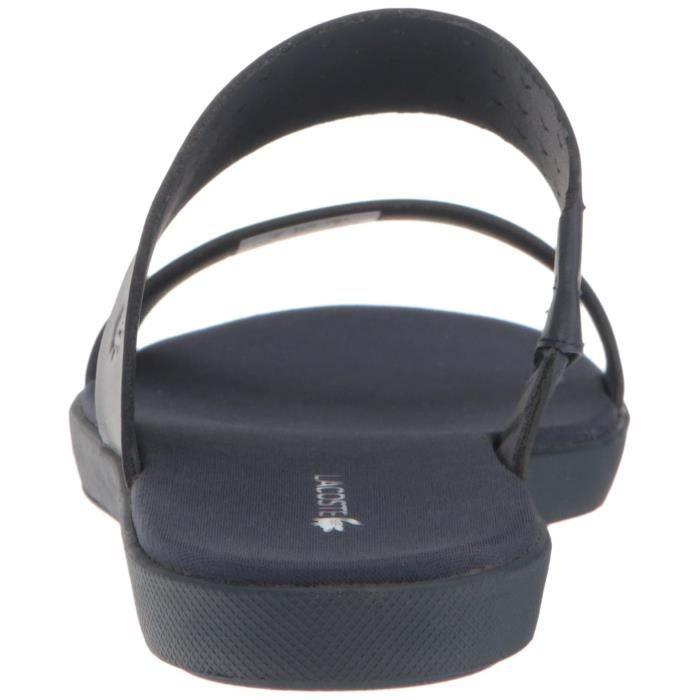 Lacoste Women's Natoy 117 1 Fashion Sneaker Espadrille Sandal J8L2E Taille-40 nh5Wcxq