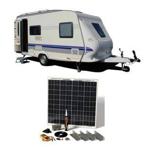 panneau solaire camping car achat vente panneau. Black Bedroom Furniture Sets. Home Design Ideas