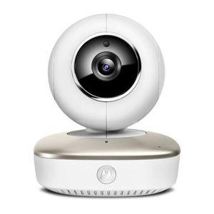 ÉCOUTE BÉBÉ MOTOROLA Smart Nursery MBP87 Caméra de surveillanc