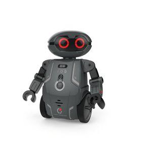 ROBOT - ANIMAL ANIMÉ SILVERLIT - Maze Breaker - Robot Interactif - Noir