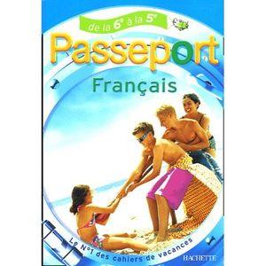 AUTRES LIVRES Passeport Français; De La 6eme A La 5eme