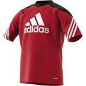 ADIDAS SERE14 TRG JS Y T-shirt junior - Rouge