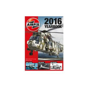 CIRCUIT Airfix Yearbook 2016