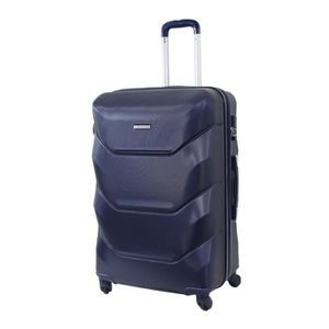 "VALISE - BAGAGE Valise Grande Taille 75 cm - Alistair ""Iron"" - Abs"
