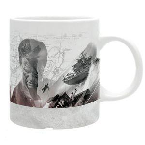 BOL - MUG - MAZAGRAN Mug Uncharted: White Map