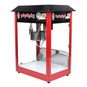 MACHINE À POP-CORN ÉLEC Popcorn Machine Maker 8OZ Commerciale 1600 W Élect