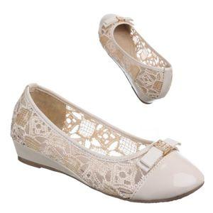 ESCARPIN femme chaussure escarpin semelle à talon compensé