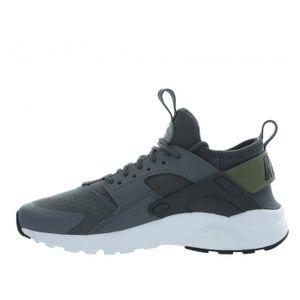 Nike - Air Huarache Run - Enfants (GS) - Bleu foncé - 654280-404 3yflE