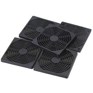 ORDI BUREAU RECONDITIONNÉ 5 x PC noir, couvercle du filtre anti-poussière po