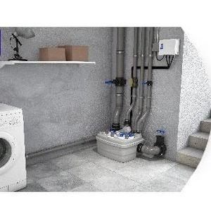 pompe relevage sanidouche amazing pompe pour receveur de douche sanidouche sfa with pompe. Black Bedroom Furniture Sets. Home Design Ideas