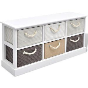 meuble banc avec tiroir achat vente meuble banc avec. Black Bedroom Furniture Sets. Home Design Ideas