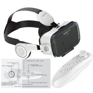 LUNETTES 3D 3D VR lunettes Réalité Virtuelle avec Casque à Éco