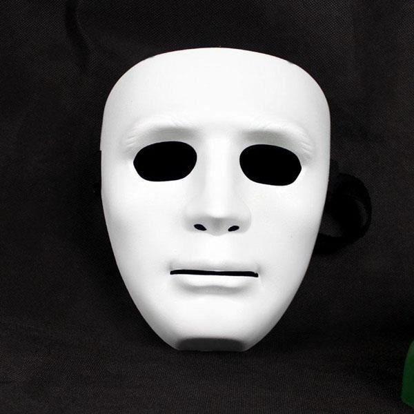 meilleure vente différents types de Couleurs variées Hip-Hop Danse Masque - Performance Jabbawockeez Melbourne Shuffle B-Boy  (Blanc) - JLCYD821B5455