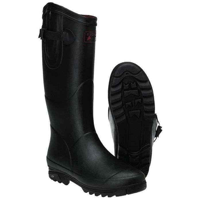 BOTTES HOMME EIGER NEO-ZONE RUBBER BOOTS (46 - 42.3) w4zBxU6Py
