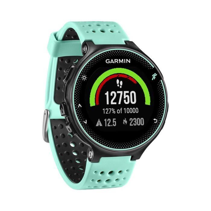 BRACELET D'ACTIVITÉ GARMIN Forerunner 235 Montre GPS de course connect