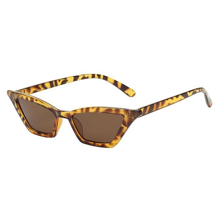 LUNETTES vintage lunettes de soleil femmes chat oeil designer lunettes de soleil  lunettes léopard 3e2a7175c4db