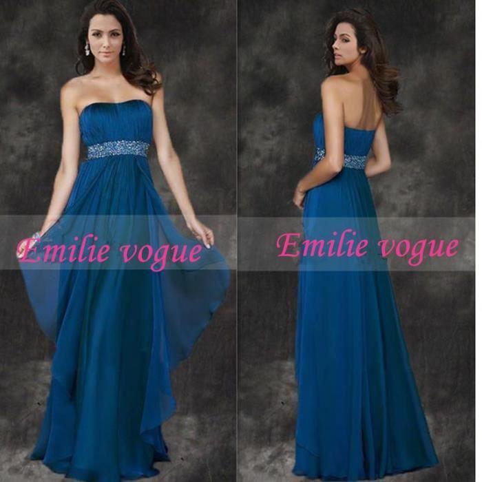 54d60779607 ROBE DE CÉRÉMONIE Robe De Soirée