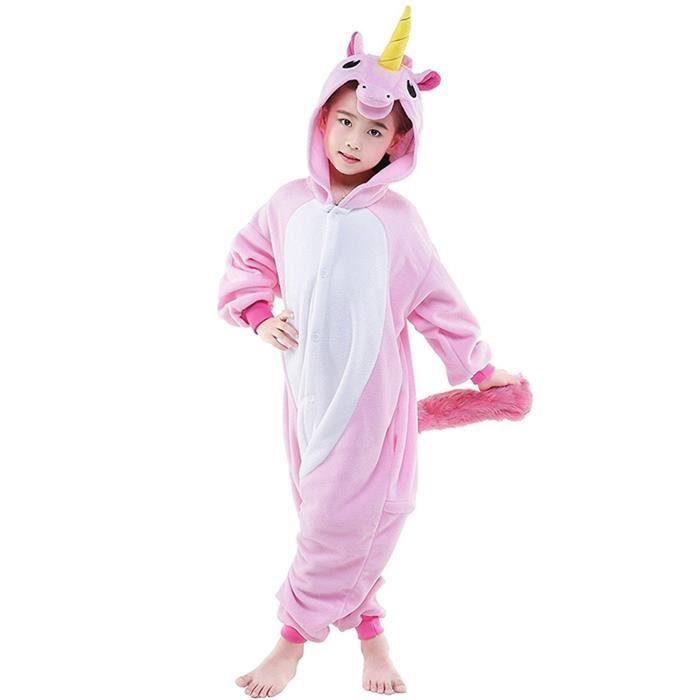 b945c57d170ec Combinaison pyjama licorne enfant - Achat   Vente jeux et jouets pas ...
