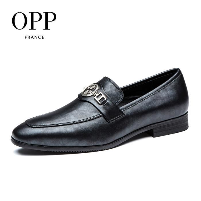gris45 OPP rétro PrintingZ0907 Toe Perforated OPP Wingtip mocassin 7argent Wingtip vxwPY5zqf
